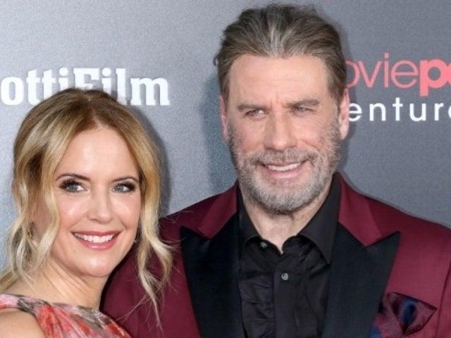 John Travolta and Wife Kelly Preston Share Glimpse Into Family's Winter Vacation
