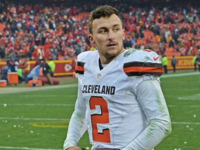 Johnny Manziel Returning to Professional Sports, But Not How You Think