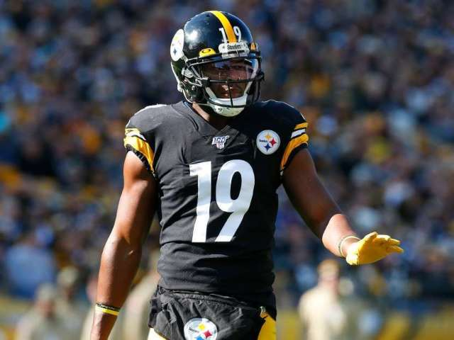 Steelers WR JuJu Smith-Schuster Debuts TV Show on New Broadcasting Service Caffeine