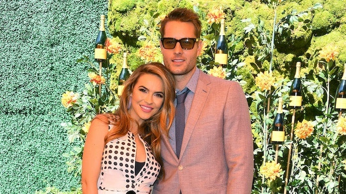 justin-hartley-chrishell-stause-getty