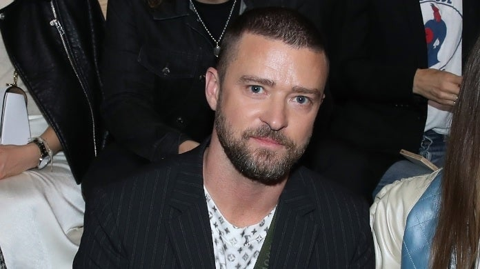 justin timberlake getty images