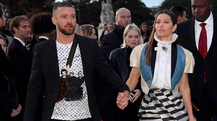 justin timberlake jessica biel getty images 2