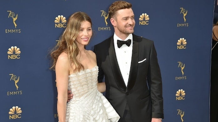 justin timberlake jessica biel getty images