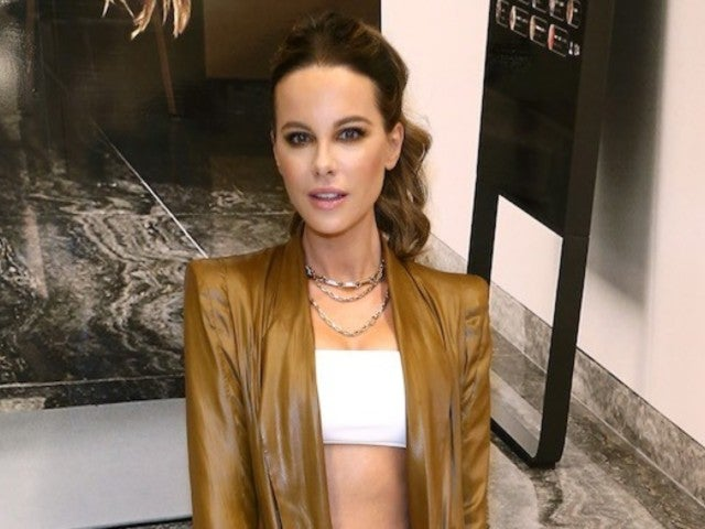 Kate Beckinsale Sizzles in Black Friday 'out of Office' Bikini Photos