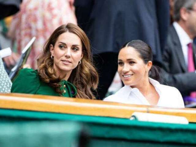 Meghan Markle and Kate Middleton Have Reportedly Not Spoken to Each Other Since Royal Split