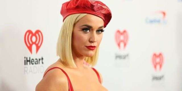 Katy Perry Slays Social Media With Her Sultry 'Blueberry Muffin' Look