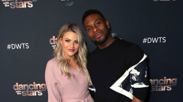 Kel Mitchell and Witney Carson - 9-2