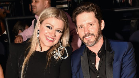 kelly-clarkson-brandon-blackstock-getty