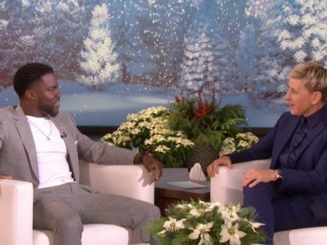 Kevin Hart Makes First Television Appearance Since Car Accident on 'The Ellen DeGeneres Show'