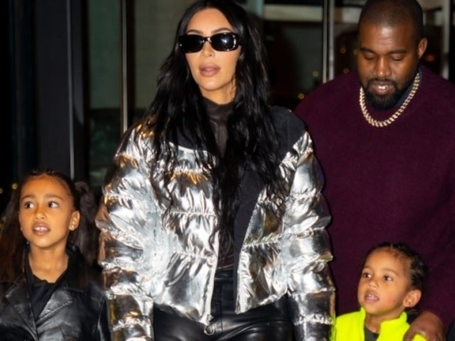 Kim Kardashian and Kanye West Surprise Daughter North With Michael Jackson's Real Jacket for Christmas