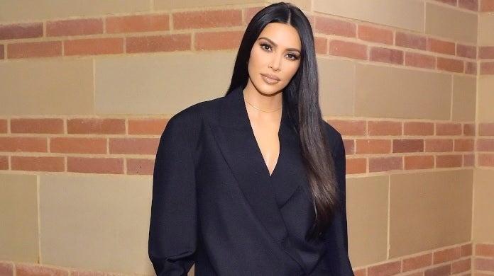 kim kardashian west 2019 getty images