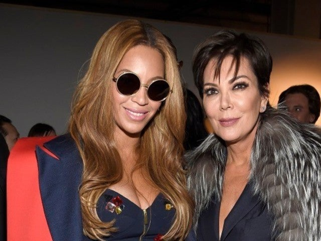 Kris Jenner Lookalike Interviewing Beyonce in 1992 Video Goes Viral, Internet Convinced It's Kardashian Momager