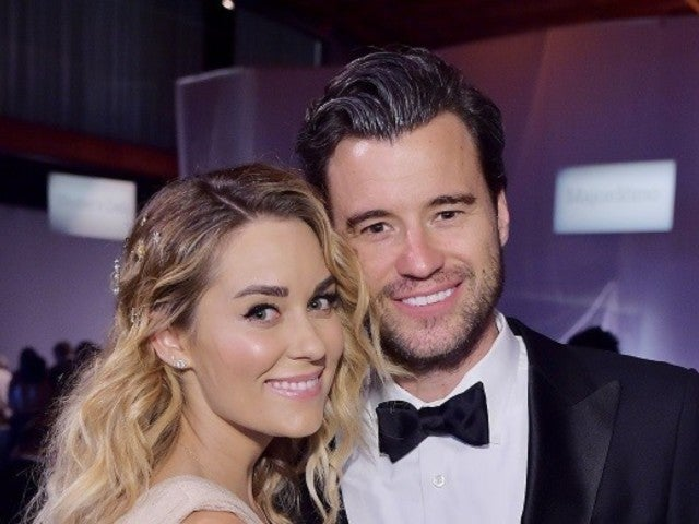 Lauren Conrad's Husband William Forgets to Wear Wedding Ring in New Christmas Photo