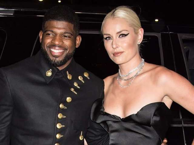 Lindsey Vonn Proposes to New Jersey Devils Player Fiance P.K. Subban: 'Men Should Get Engagement Rings Too'