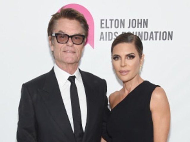 Lisa Rinna's Husband Harry Hamlin Says He Has His 'Divorce Lawyer on Speed Dial'