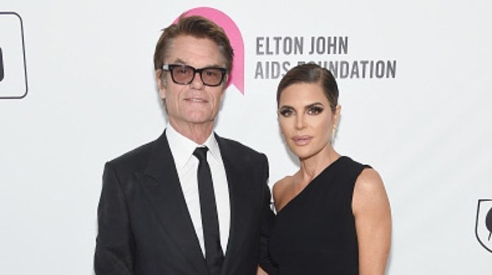 Lisa Rinna and Harry Hamlin-2