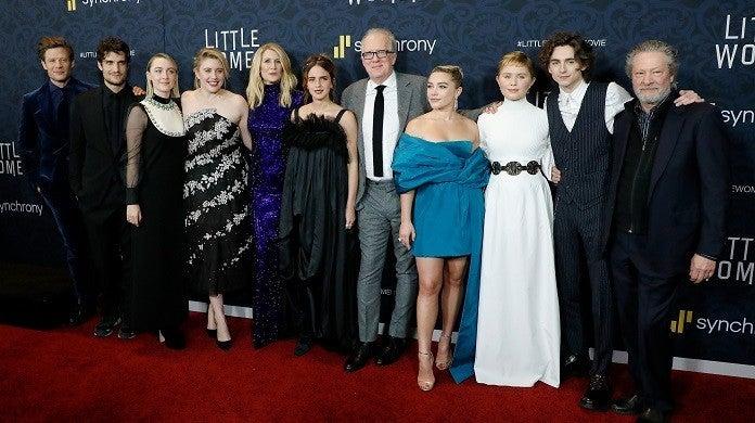 little-women-premiere-getty
