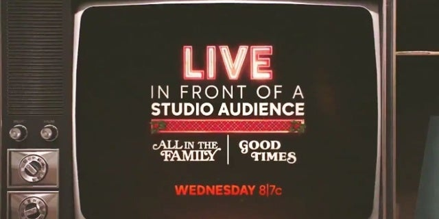 Abc Unveils First Look At Live In Front Of A Studio