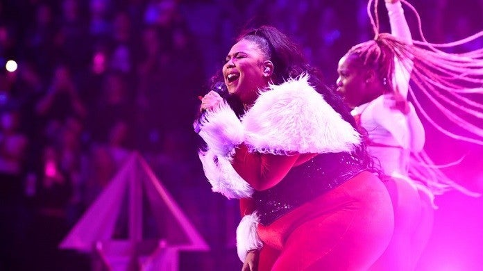 lizzo-christmas-jingle-ball-getty