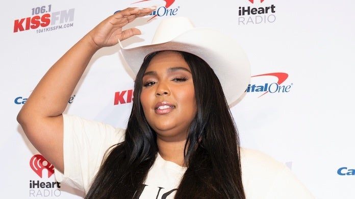 lizzo-cowboy-hat-getty