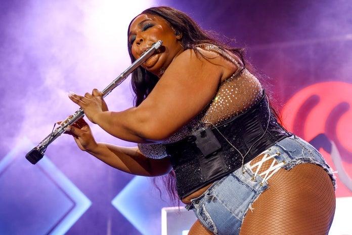 lizzo flute