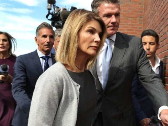Lori Loughlin Accusing College Admissions Prosecutors of Concealing Evidence Ahead of Trial