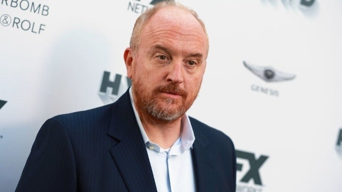 louis ck 2017 getty images