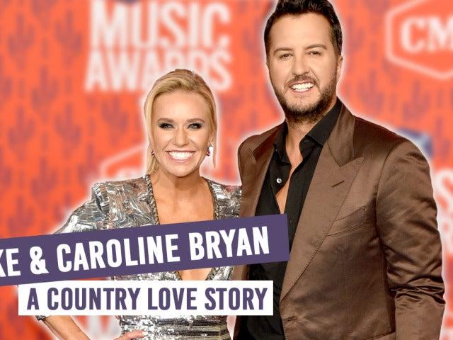 Luke Bryan and Caroline Bryan - A Country Love Story