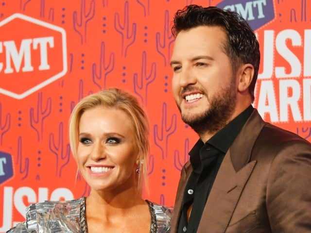 Luke Bryan Leaves Fans Blushing Over Cheeky Comment Left on Wife Caroline's Latest Post