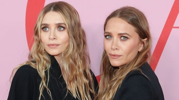 mary-kate and ashely olsen 2019 getty images