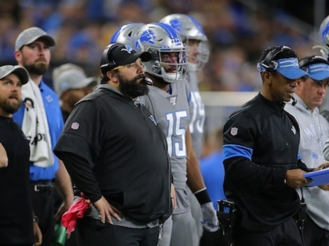 Lions Coach Matt Patricia Speaks out on Death of Marvin Jones' Son Marlo: 'My Heart Is Just So Saddened'
