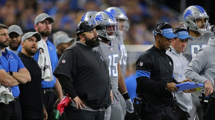 matt-patricia-detroit-lions-coach-Getty