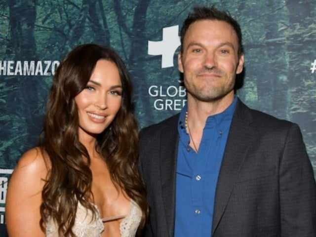 Megan Fox and Brian Austin Green Reveal Rare Photo of Sons During Star Wars Attraction at Disney World