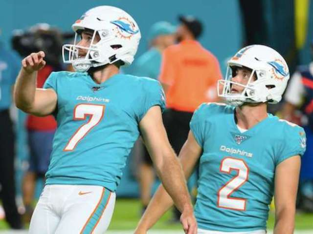 Miami Dolphins Pull off Wild Trick Play Touchdown