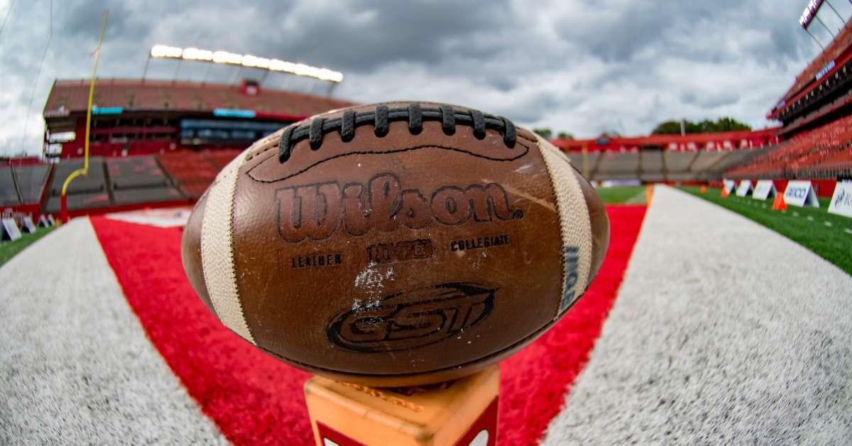 Michigan High School Football player dies knee surgery