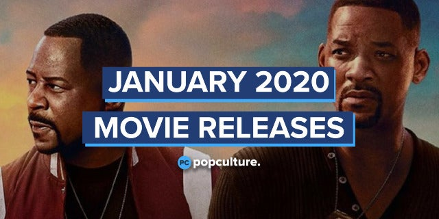 Movies Coming to Theaters in January 2020 - PopCulture com