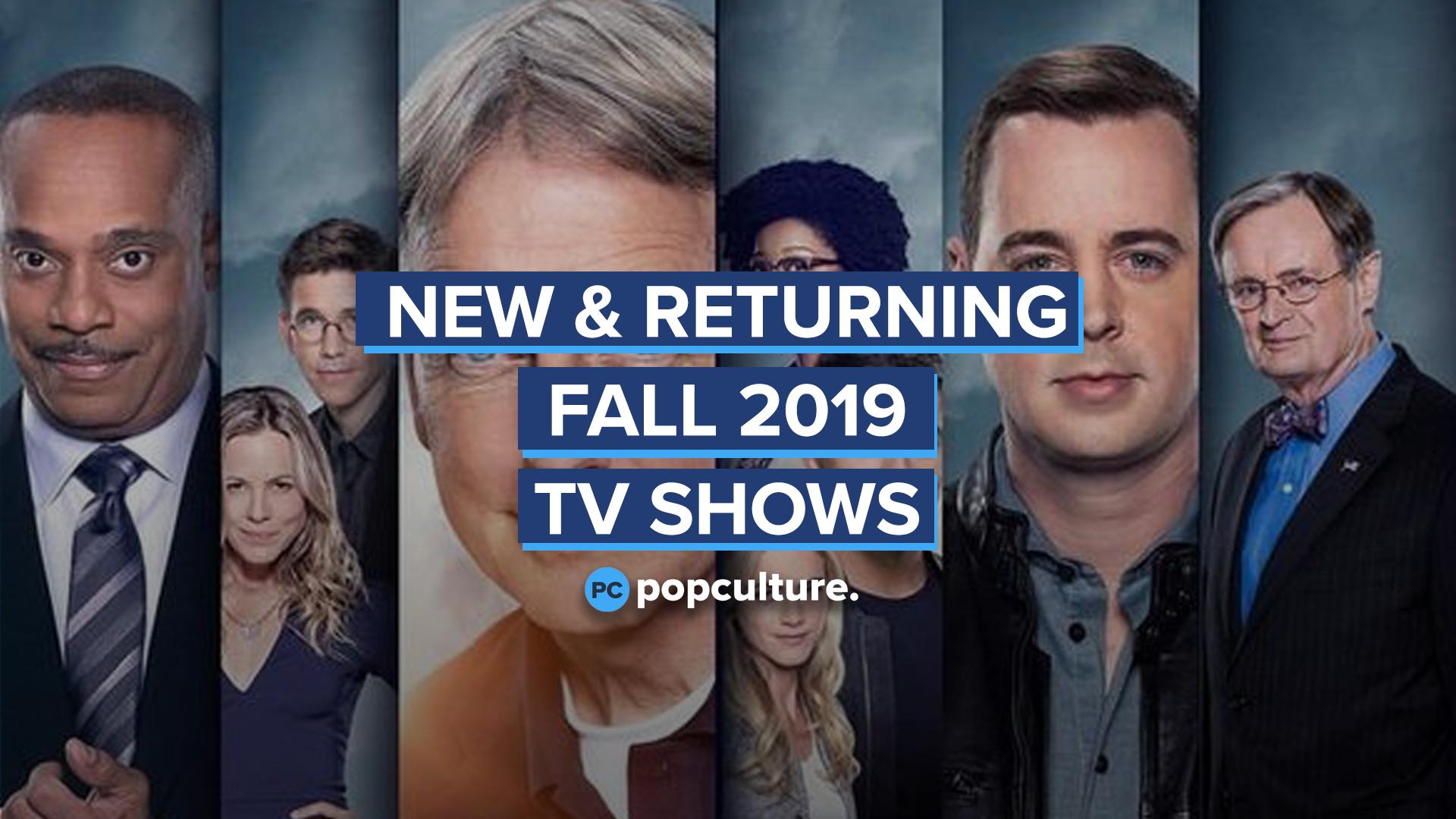 New and Returning Fall 2019 TV Shows screen capture