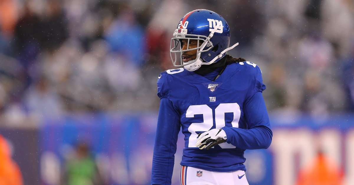 New York Giants Cut Janoris Jenkins After Refusing to Apologize for Using the R-Word