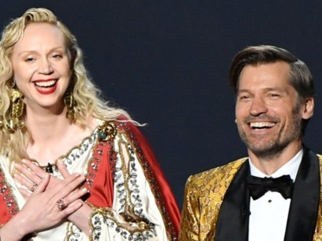 'Game of Thrones' Fans Melt Over Nikolaj Coster-Waldau's Congrats Message to Gwendoline Christie