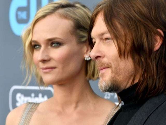 'Walking Dead' Star Norman Reedus Gives Rare Glimpse of Home Life With Partner Diane Kruger and Their Daughter
