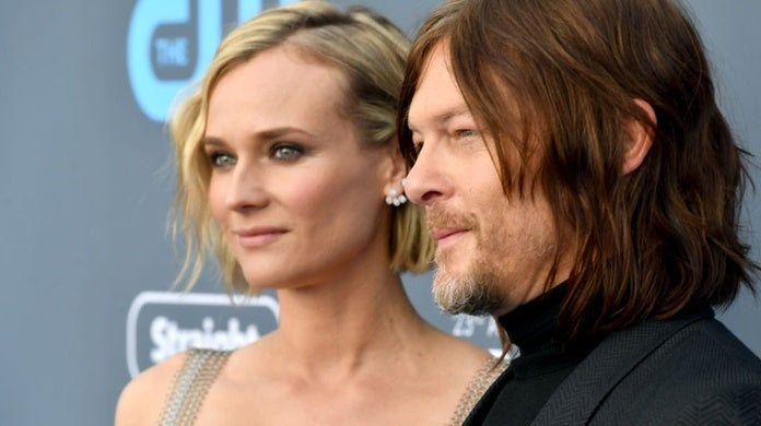 norman-reedus-diane-kruger-getty