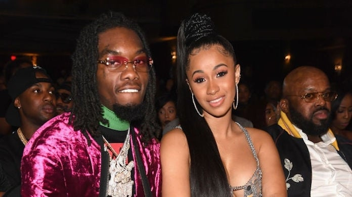 offset-cardi-b_getty-Paras Griffin : Stringer