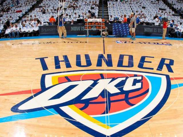 Oklahoma City Thunder Players Evacuated From Local Mall After Shooting