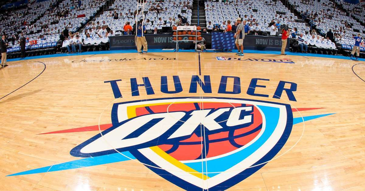 Oklahoma City Thunder players mall shooting evacuated