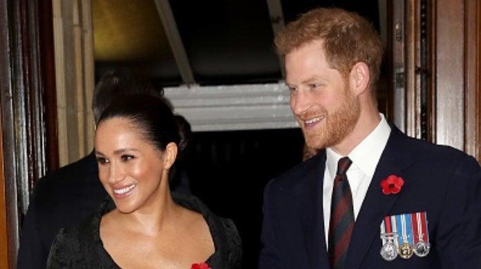 Prince Harry and Meghan Markle 9-2