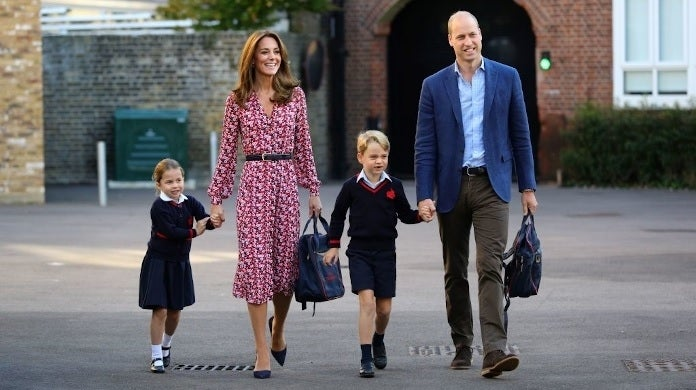 prince william family getty images