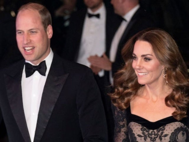 See a Sneak Peek of Prince William and Kate Middleton's Royal Christmas Card