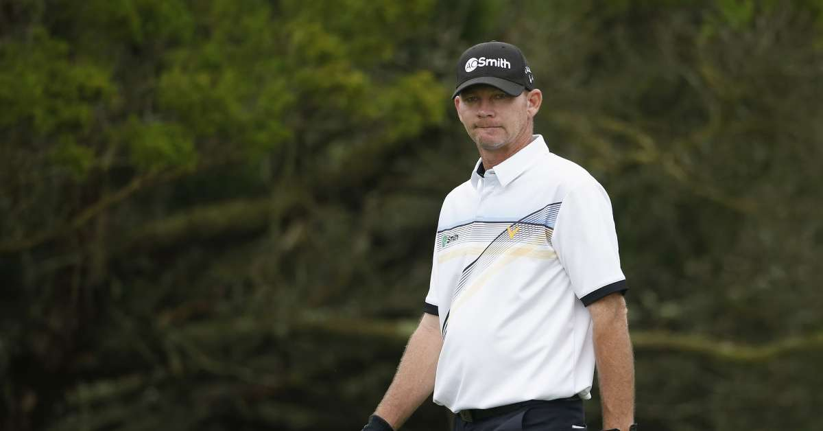 Pro Golfer Tommy 'Two Gloves' Gainey Arrested in Huge Prostitution Sting