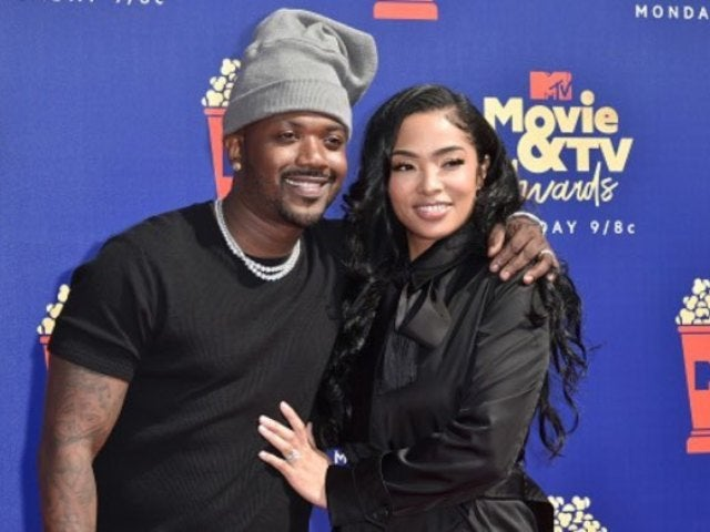 Ray J Photographed Wearing Wedding Ring But Says Wife Princess Love 'Is Still Mad' at Him