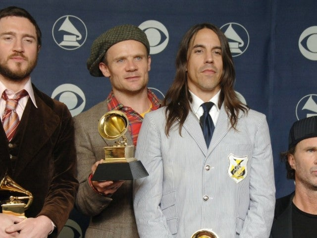Red Hot Chili Peppers to Reunite With Guitarist John Frusciante